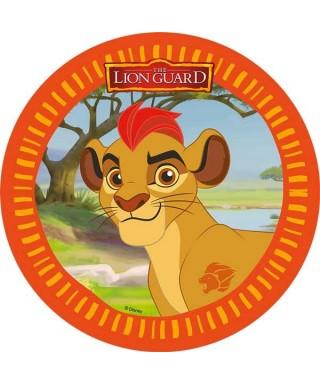 Disque azyme de Kion, La Garde du Roi Lion