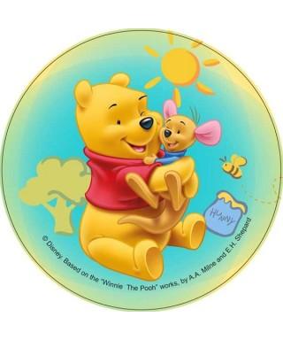 Disque azyme Winnie et Petit Gourou Disney