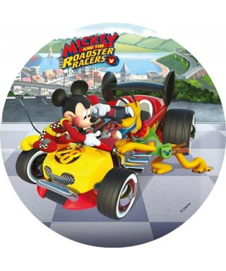 Disque Azyme Mickey Top départ Disney