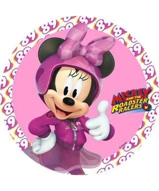Disque Azyme Minnie Top départ Disney