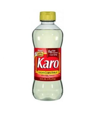 Karo Light Corn Syrup Sirop de Maïs 473ml