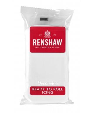 Pâte à sucre blanche 500 Gr Renshaw Régalice