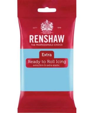 Pâte à sucre Bleu Bébé EXTRA 250 g Renshaw