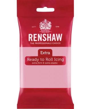 Pâte à sucre Rose EXTRA 250g Renshaw