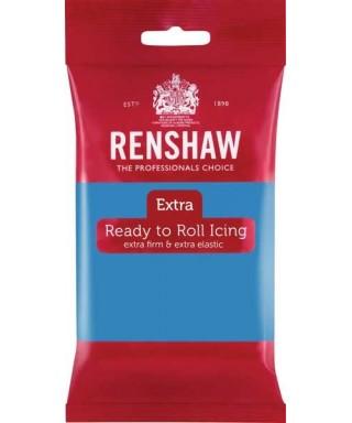 Pâte à sucre EXTRA Turquoise 250g Renshaw