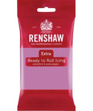 Pâte à sucre EXTRA Lilas 250 g Renshaw