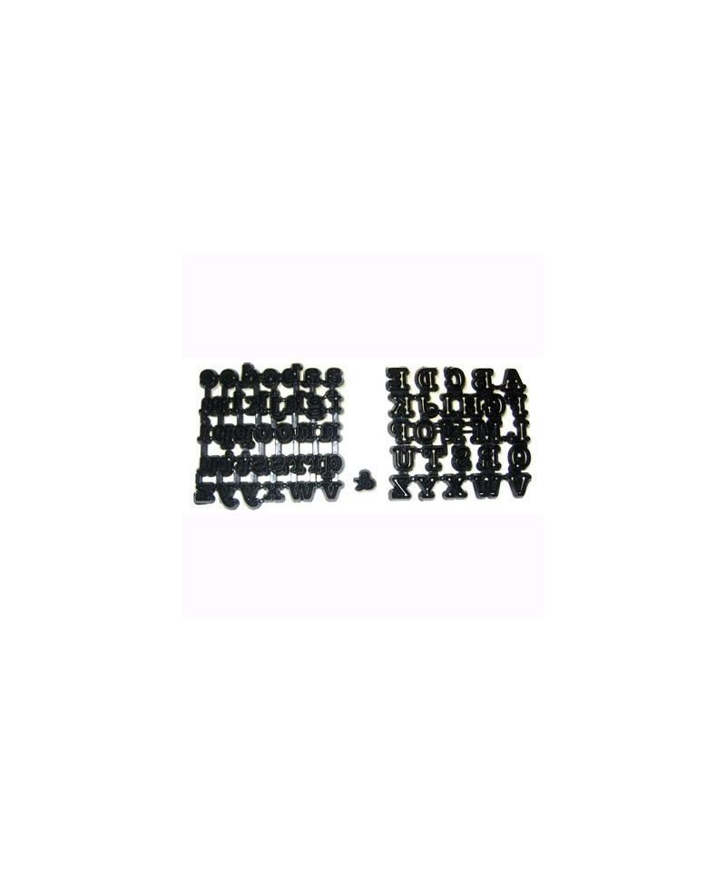 emporte pi ce patchwork cutters alphabet grassouillet. Black Bedroom Furniture Sets. Home Design Ideas