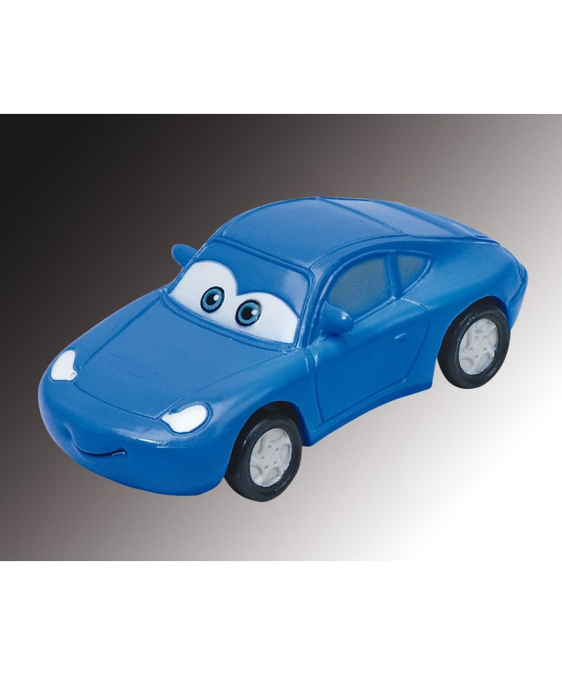 figurine 3d en plastique sally cars disney 70050 3 cars disney pixar. Black Bedroom Furniture Sets. Home Design Ideas
