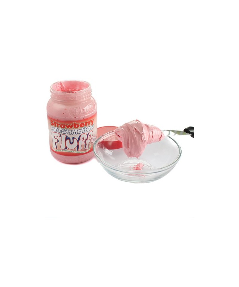 fluff marshmallow strawberry fraise 213g p 226 te 224 tartiner 224 la g