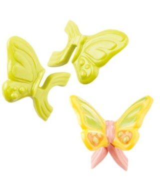 Moule Sucette Candy Melts® Papillon Wilton