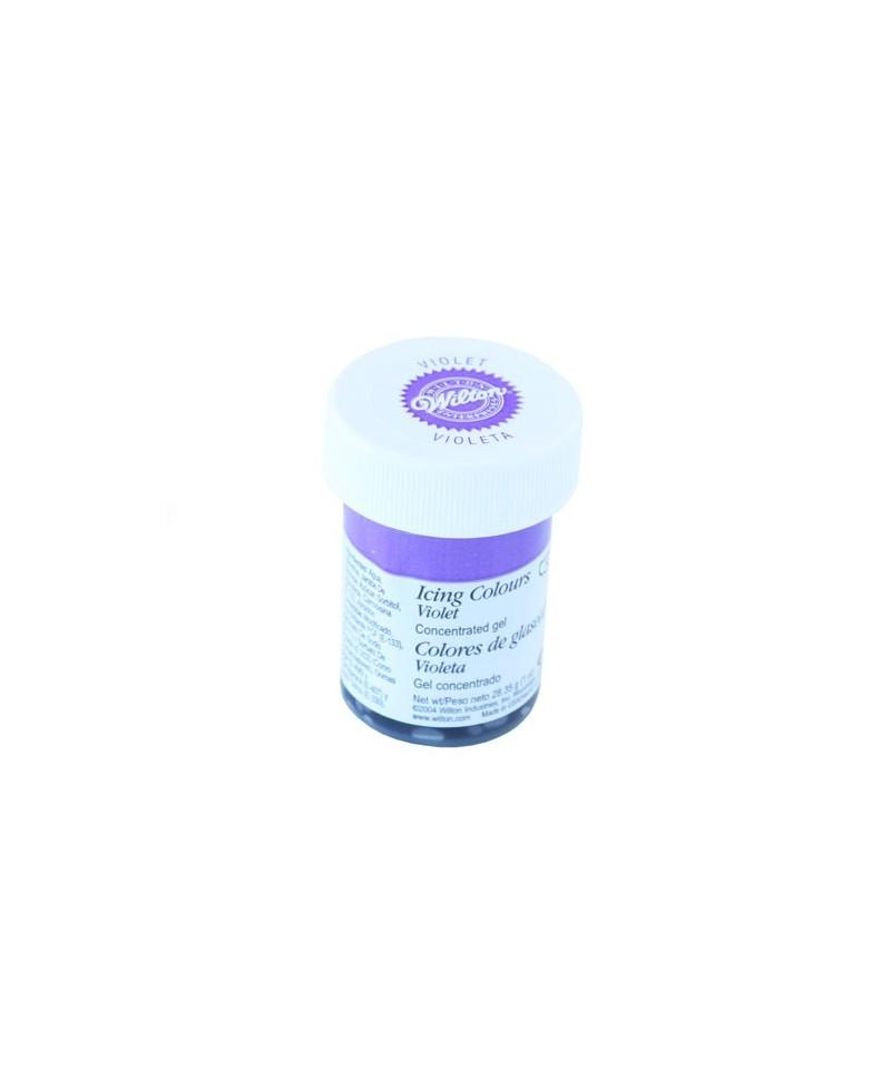 colorant alimentaire en gel violet wilton - Colorant Gel Alimentaire