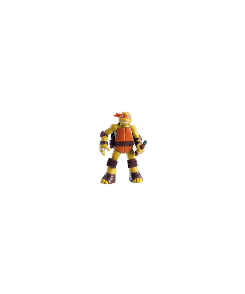 Figurine pvc 3d michelangelo tortues ninja figurine en pvc - Michaelangelo tortue ninja ...