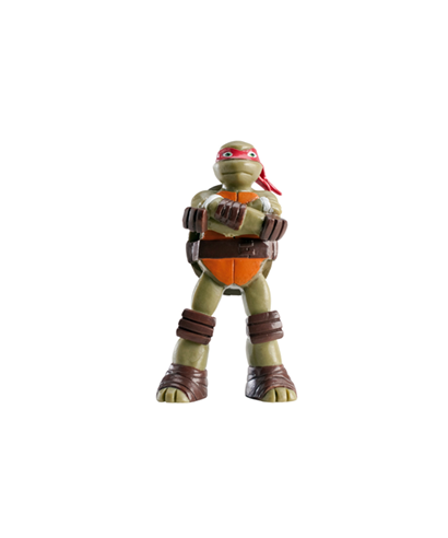 Figurine pvc 3d raphael tortues ninja dimensions h 7 cm - Tortue ninja noms ...