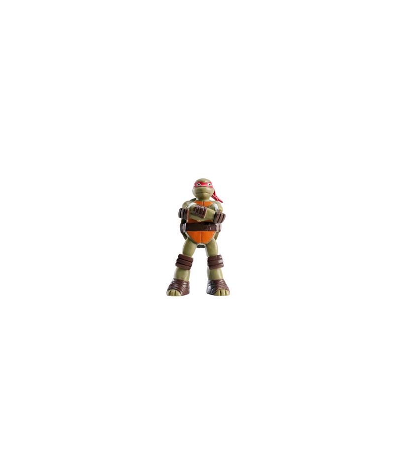 Figurine pvc 3d raphael tortues ninja figurine en pvc - Tortue ninja raphael ...