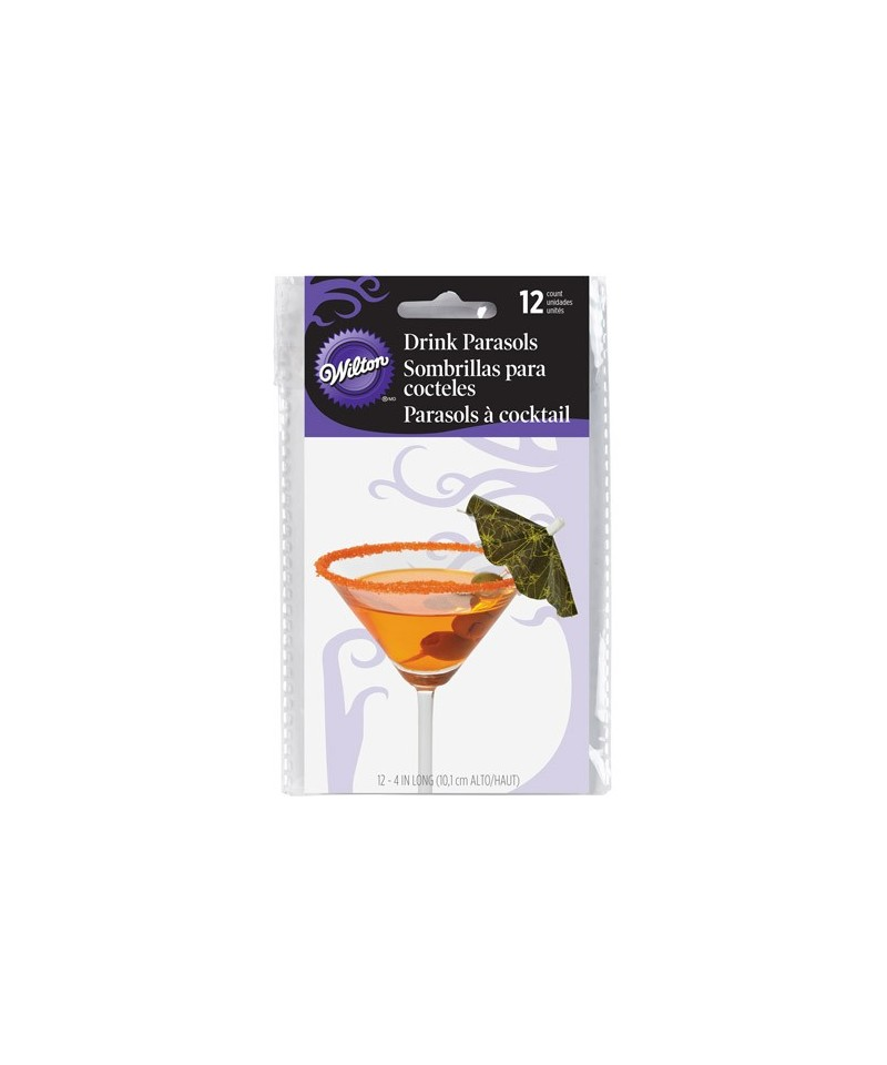 Parapluies cocktail x12 wilton for Cocktail x12