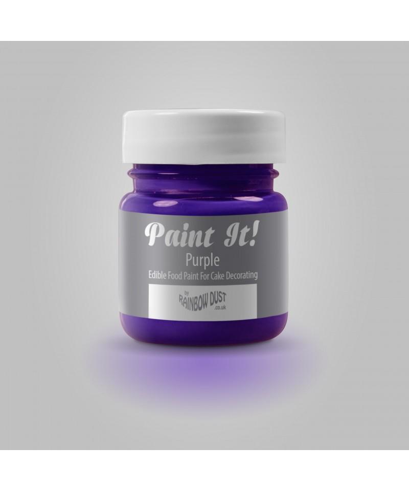 peinture violet 25ml rainbow dust. Black Bedroom Furniture Sets. Home Design Ideas