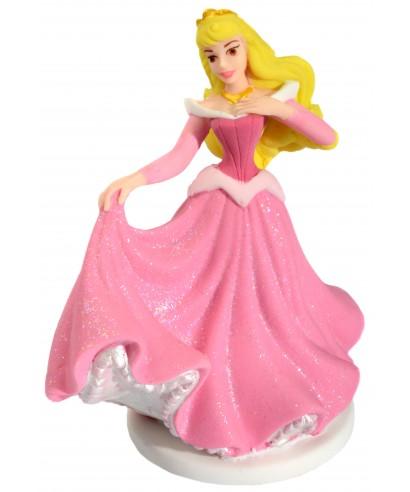 figurine princesse aurore 3d en sucre disney