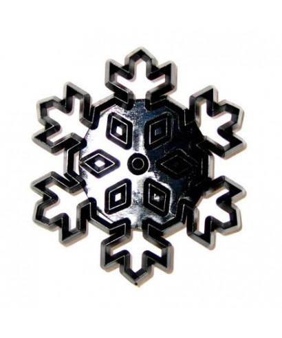 emporte pi ce gros flocons de neige patchwork cutter. Black Bedroom Furniture Sets. Home Design Ideas