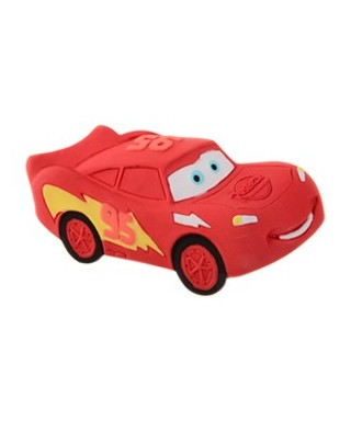 figurine en sucre cars flash mcqueen 2d disney. Black Bedroom Furniture Sets. Home Design Ideas
