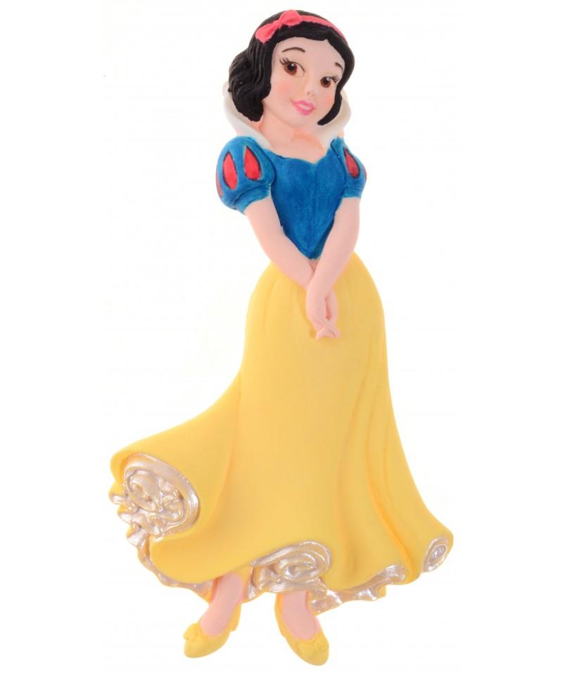 Blanche neige et les 7 nains 2d en sucre disney princesse - La princesse blanche neige ...