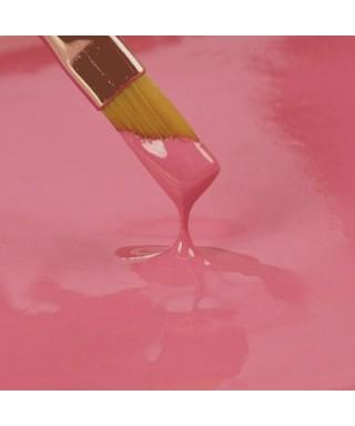 Bleu blanc nacr or plus d 39 une vingtaine de couleurs for Peinture rose pastel