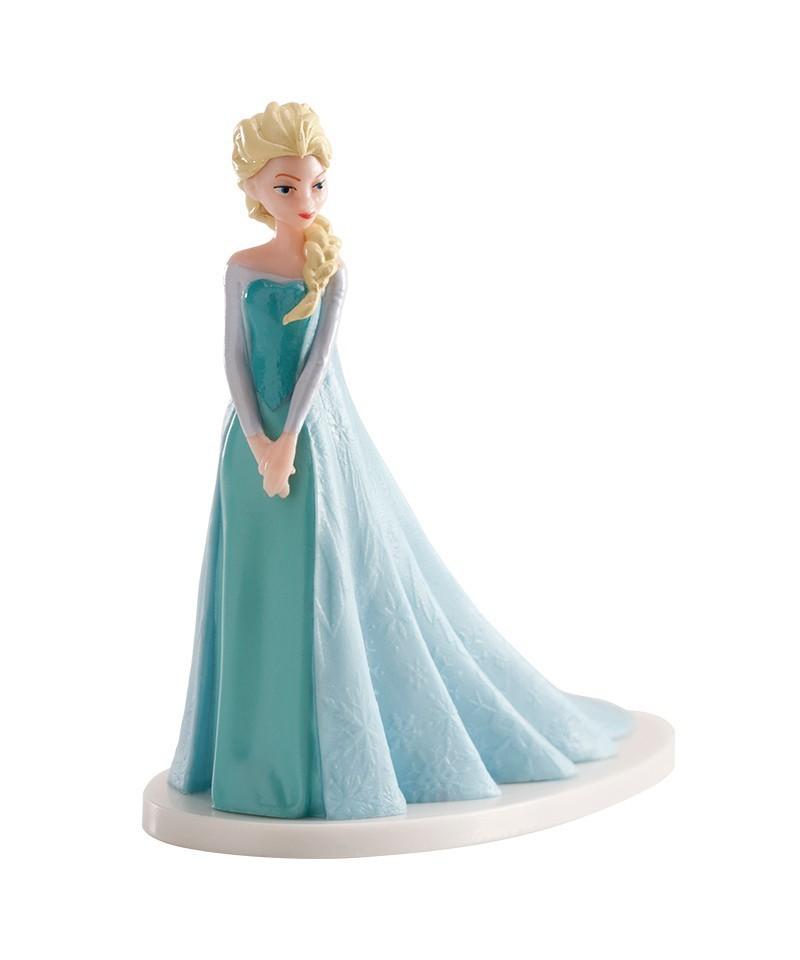 Figurine 3d en pvc elsa la reine des neiges disney - Elsa la reine ...
