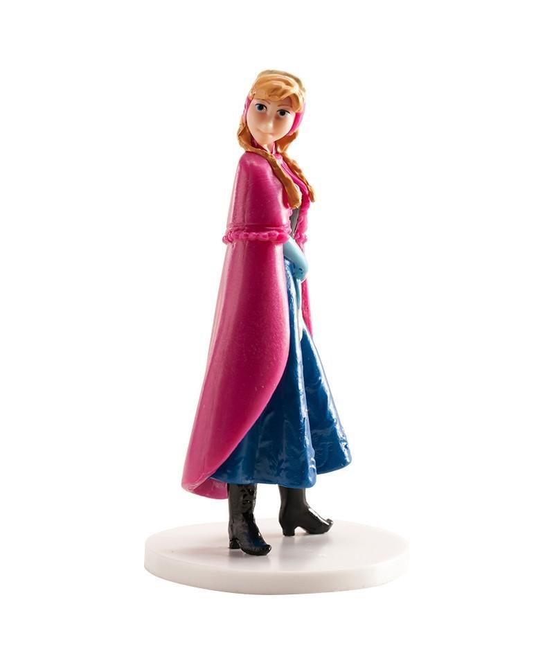 Figurine 3d en pvc anna la reine des neiges disney - Disney reine des neiges ...