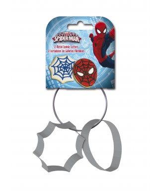 Emporte-pièce métal Spiderman Marvel