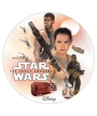 Disque azyme Le Réveil de la Force Star Wars