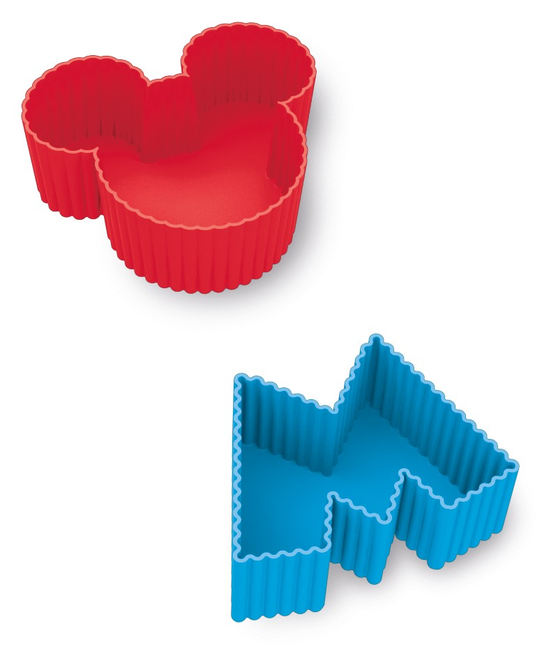 moule silicone cupcake mickey disney. Black Bedroom Furniture Sets. Home Design Ideas