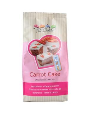 Préparation pour Carrot Cake 1kg FunCakes