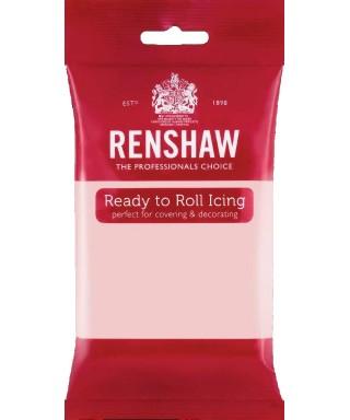 Pâte à sucre Rose bébé 250g Renshaw Régalice