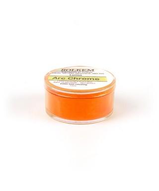 Colorant poudre alimentaire fluorescent Lumo Orange Arc Chrome