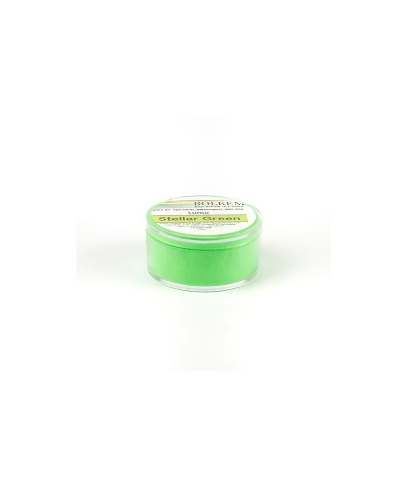 colorant poudre alimentaire fluorescent lumo vert stellaire - Colorant Poudre Alimentaire