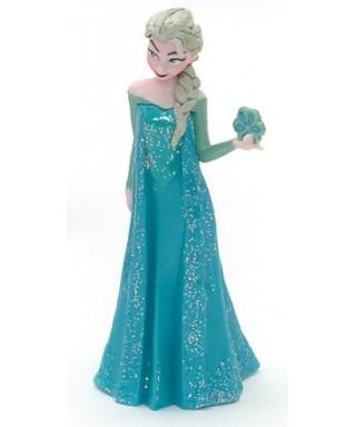 Figurine Elsa la reine des neiges édition limité