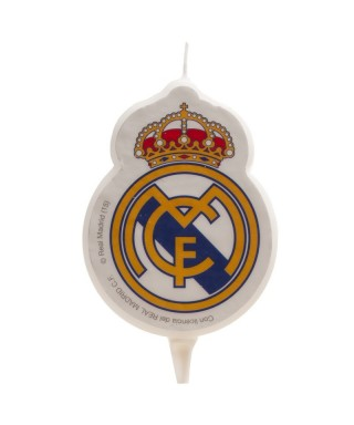 Bougie 2D Real Madrid