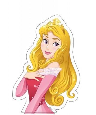 Silhouette azyme de la Princesse Aurore Disney