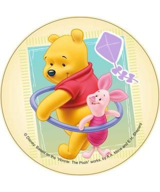 Disque azyme Winnie et Porcinet Disney