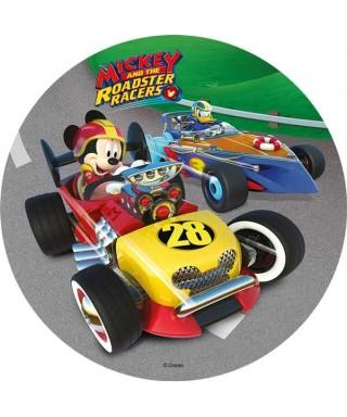 Disque Azyme Mickey et Donald Top départ Disney