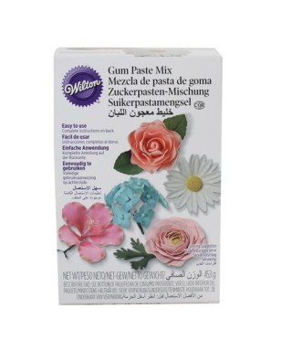 Gum Paste Mix 450g Wilton