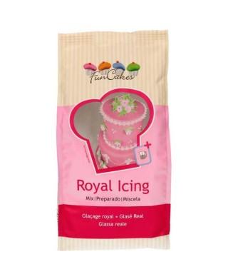 Glace Royal en poudre 900gr FunCakes