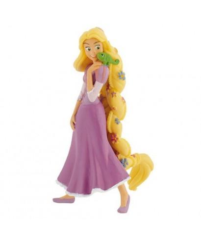 Figurine Raiponce et Pascal Disney