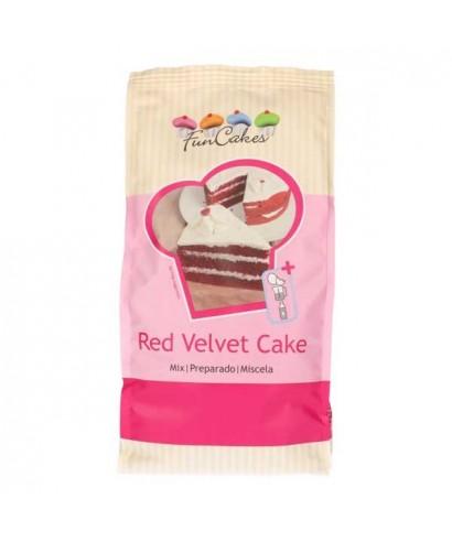 Mix pour Red Velvet Cake 1kg FunCakes