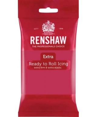 Pâte à sucre EXTRA Rose Fushia 250g Renshaw