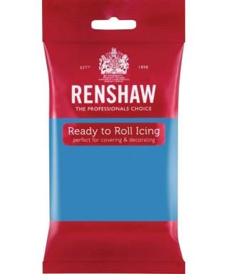 Pâte à sucre Turquoise 250g Renshaw