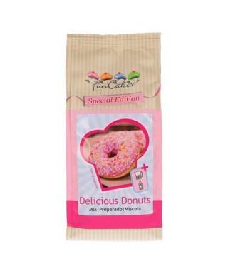 Mix Édition Spéciale Délicieux Donuts 500g FunCakes