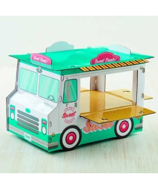 Présentoir à cupcakes Doughnut Treat Truck Wilton