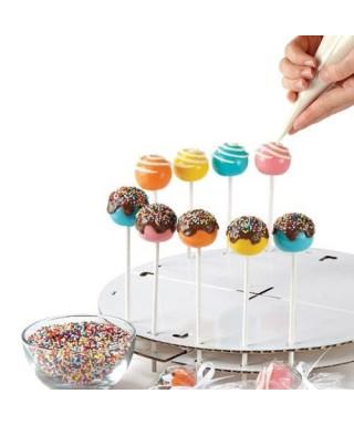 Présentoir à décoration pour cake pops Wilton