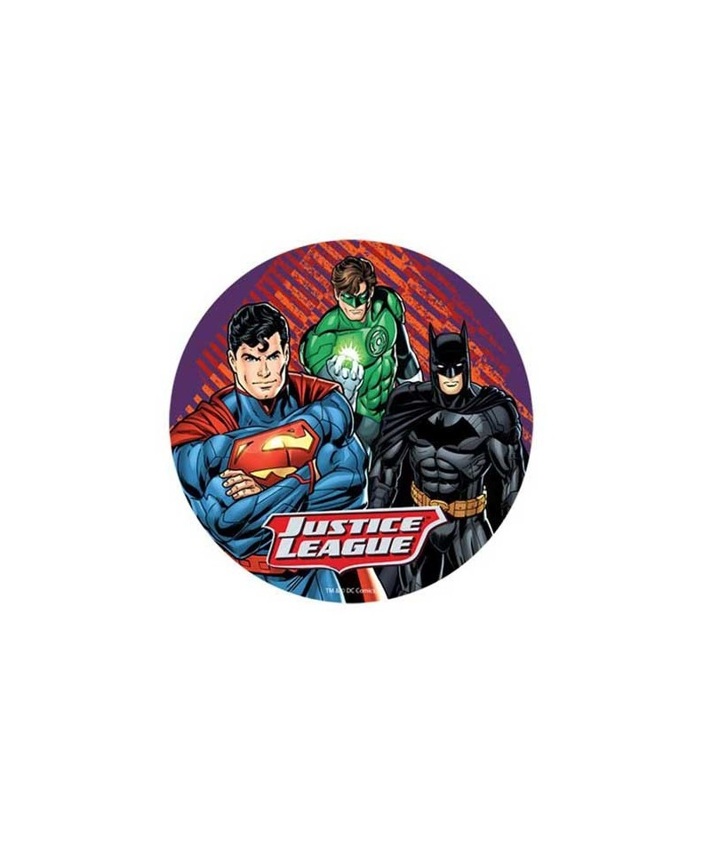 Disque azyme batman superman et green lantern comics pour la ligue - Superman et batman dessin anime ...