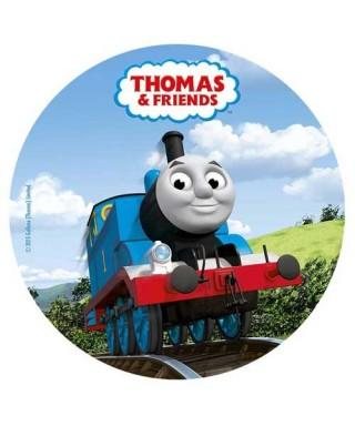 Disque azyme Thomas et ses amis en ballade